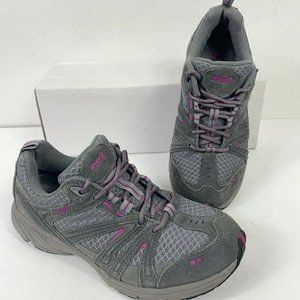 Ryka Suede & Leather Athletic Shoes Wm Sz 7.5M
